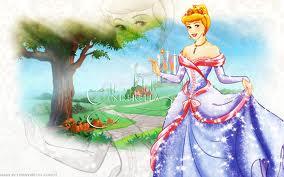 Cinderella knows her path