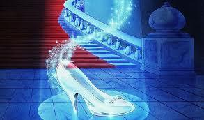 Cinderellas slipper